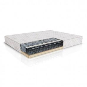 Set materasso con rete Confort Gihome ® 90x200 cm